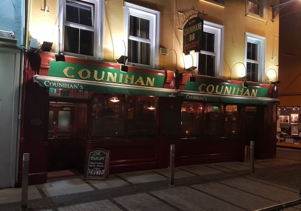 Contact us at our Sign Up & Social Nights at Counihan's Pub