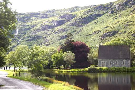 The Chapel at Gougane Barra