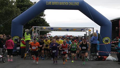 Clare Burren Marathon Challenge