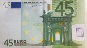 Forty Five Euro