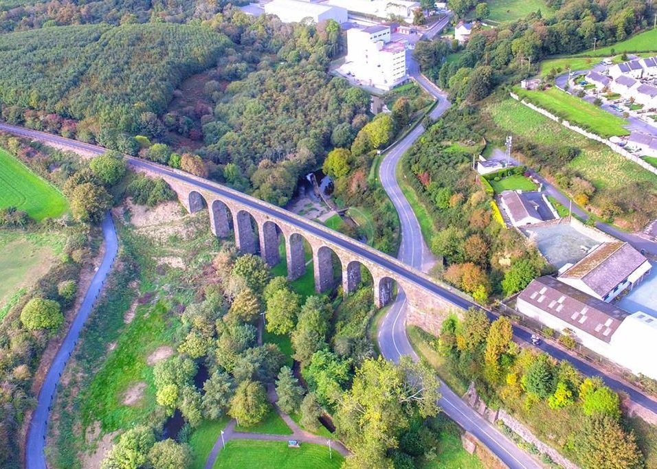 Waterford Greenway Cycling & Walkling Trail