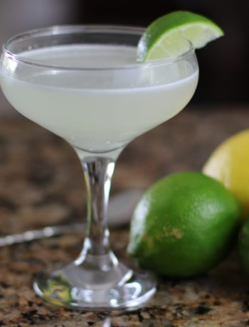 Coconut Daiquiri