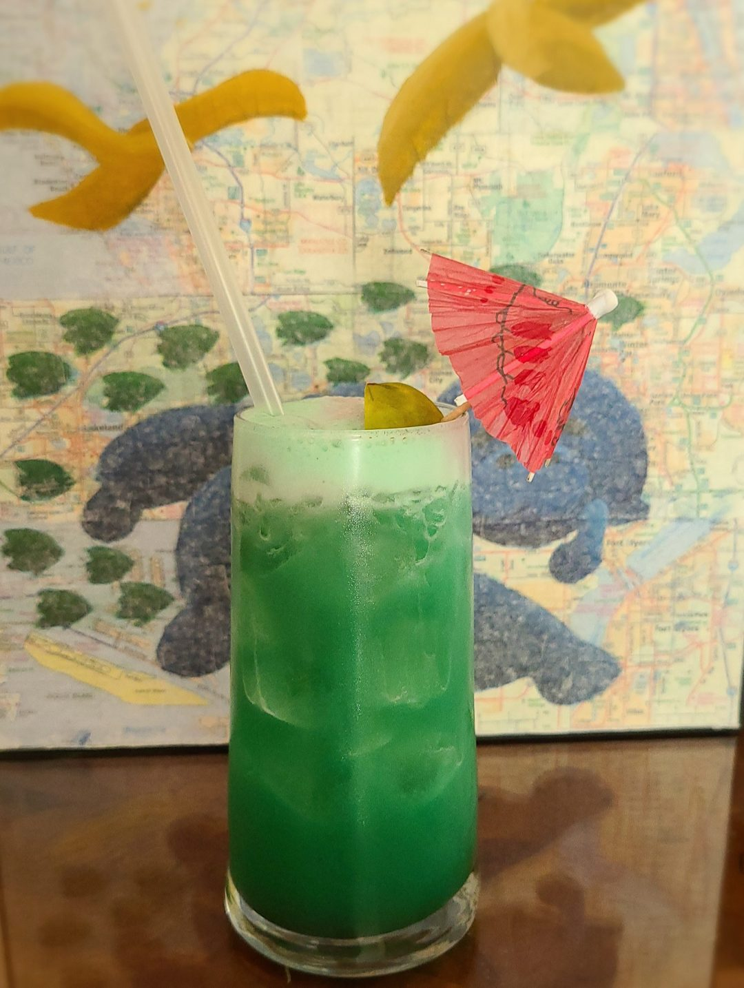 Green Flash Cocktail