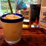 Tradewinds Tiki Cocktail