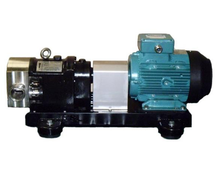 Rotary Lobe Milk Pump