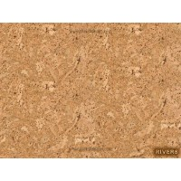 Decorative Cork Tiles Rivers