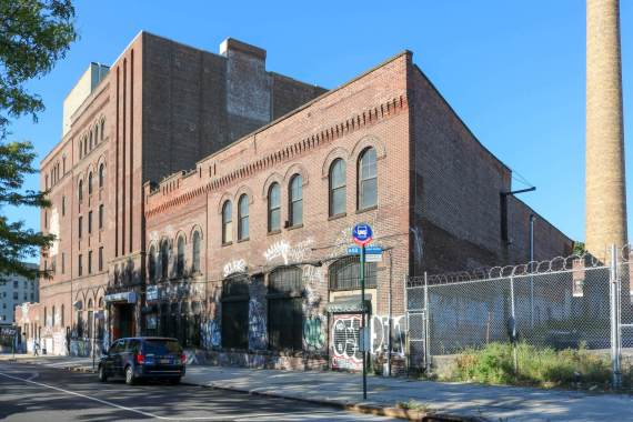 crown heights spice factory site for two towers