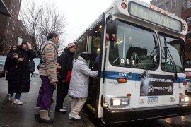 east new york riders get older mta buses