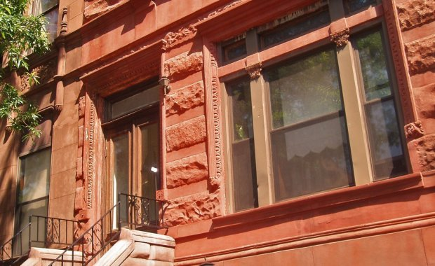 landmark townhouse at 135 bainbridge st in stuyvesant heights at corley realty group crg1002