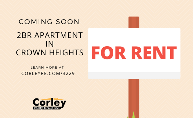 coming soon - 2br apt for rent on carroll st in crown heights crg3229