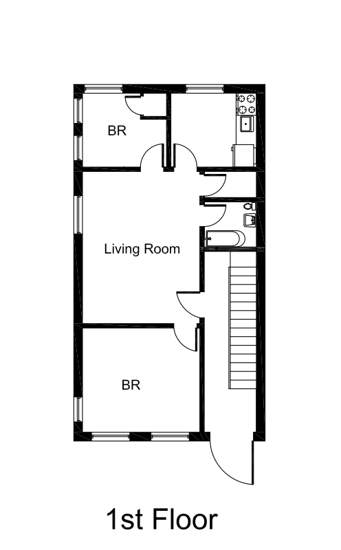 29 thomas boyland st crg1098 first floor plan