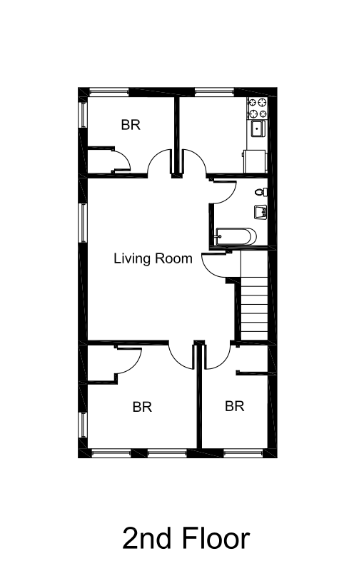 29 thomas boyland st crg1098 second floor plan