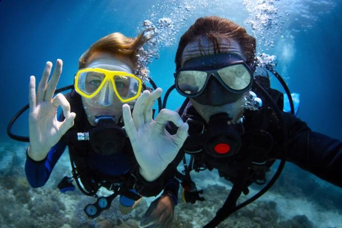 Vuoi provare a respirare sott'acqua? Ti aspettiamo!