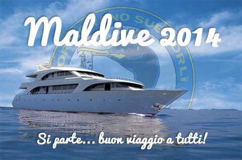 Maldive 2014 si parte