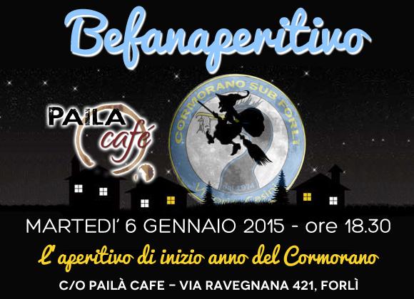 Befanaperitivo2015