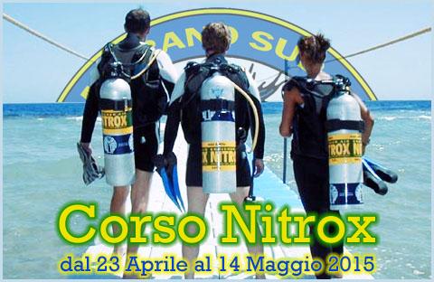 Corso Nitrox 2015