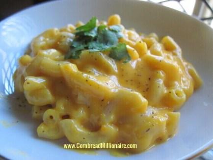 Homemade Macaroni and Three Cheeses