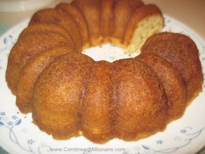 Cornbread Bundt Cake Cornbread Millionaire