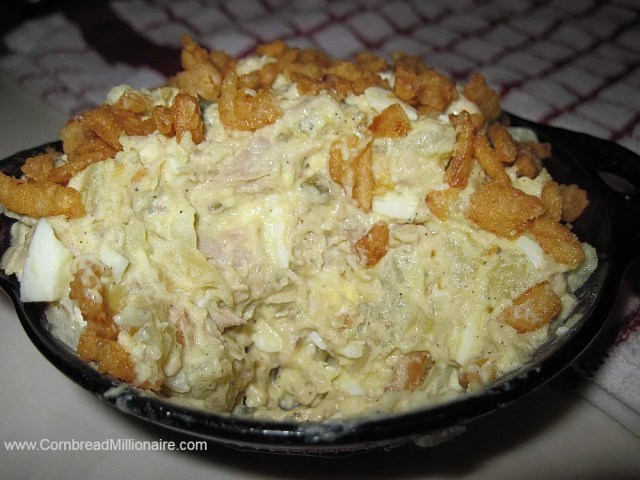 ChickenPotatoSalad