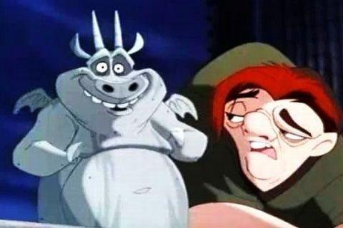 Image result for the hunchback of notre dame 1996 hugo