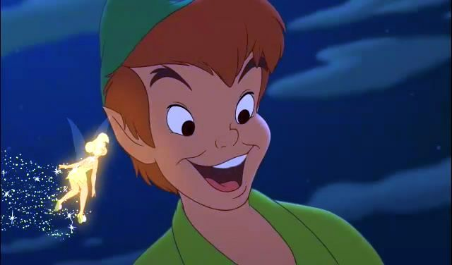 Image result for peter pan disney