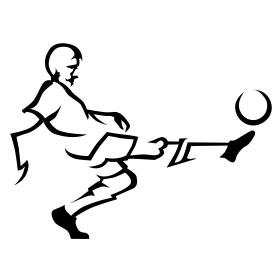 Fußball - Tribal