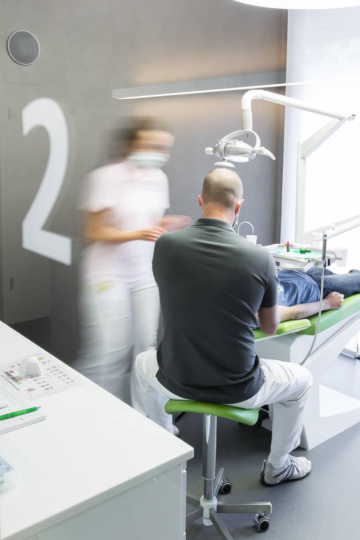 Zahnarztpraxis Aarau