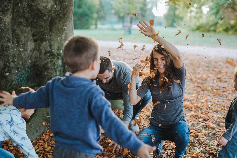 Familienfotos Ballypark Schönenwerd