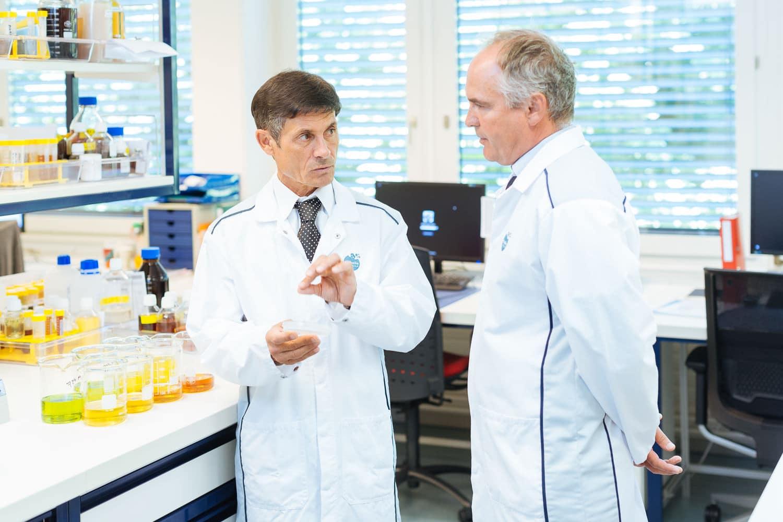 Biochemie Labor Corporate Mibelle