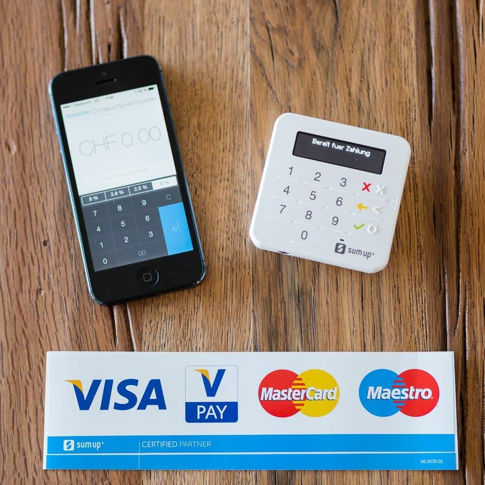 Sumup Kartenzahlung