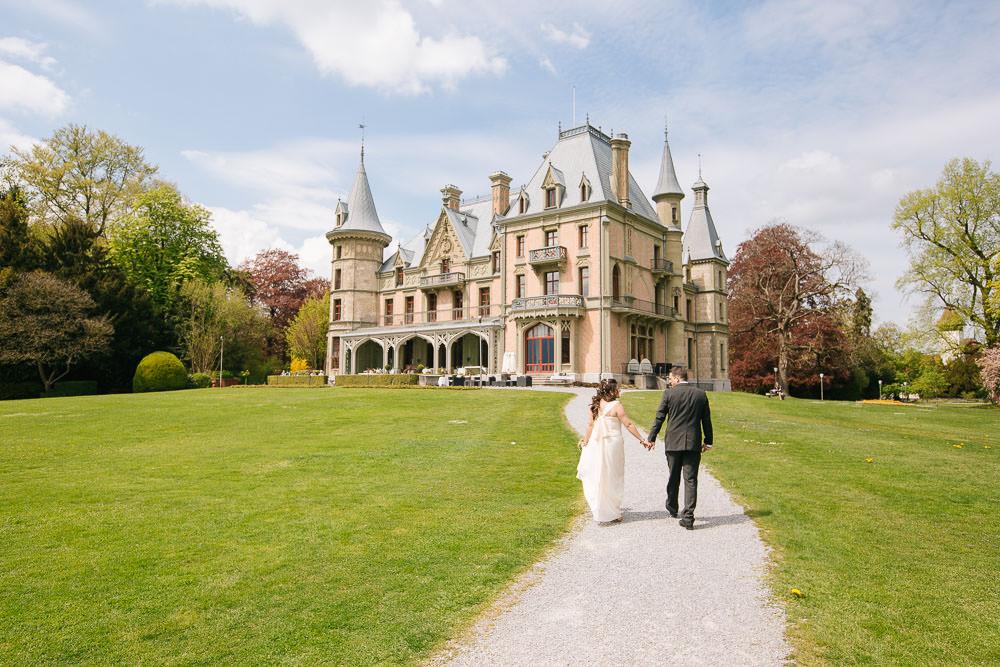 Hochzeit Schloss Schadau