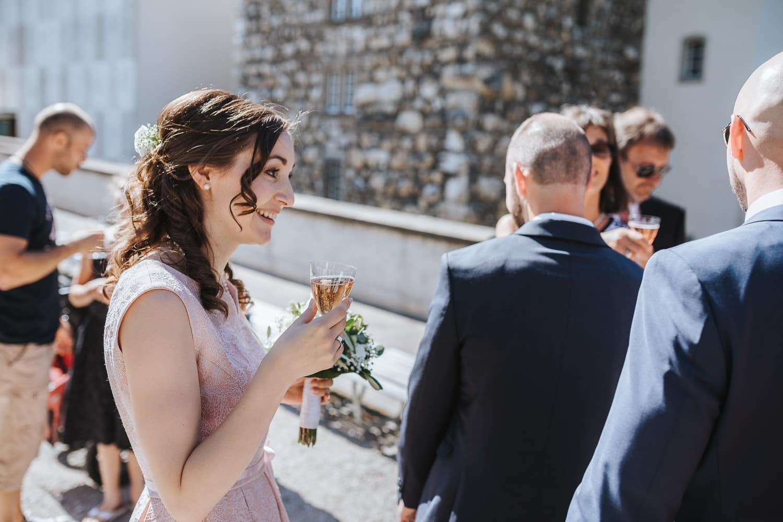 Ziviltrauung Hochzeit Schlössli Aarau