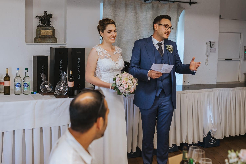 Hochzeit Habsburg Rede