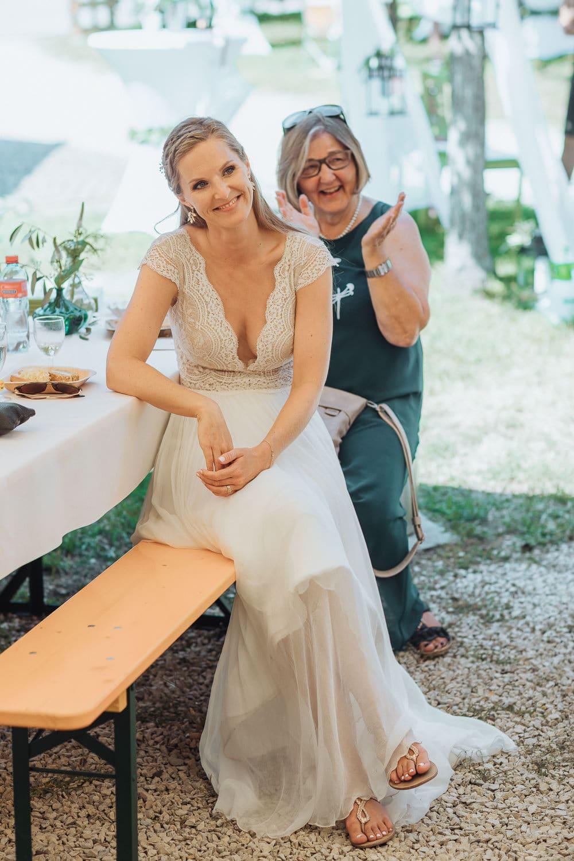 Corona Hochzeit Obersiggenthal