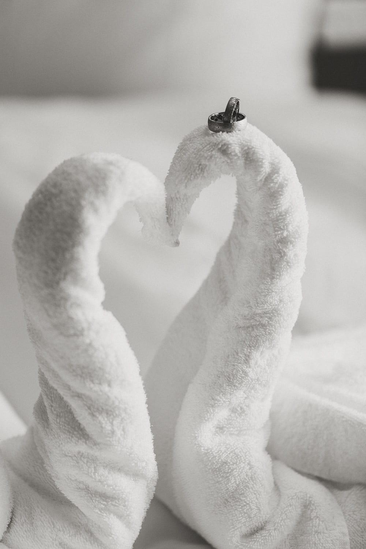 Hochzeit Ringe Hotelzimmer