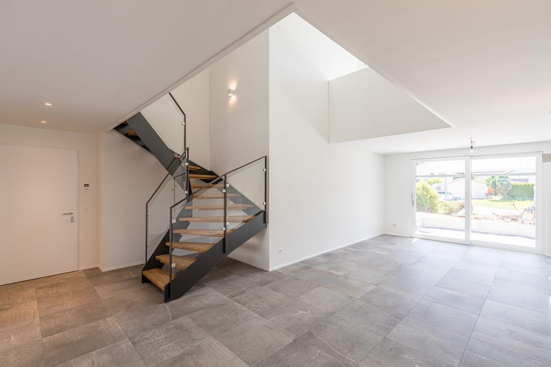 Immobilie Architektur Innenansicht Berikon