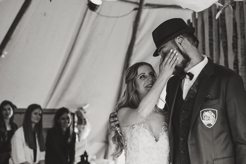 Emotionen Hochzeitstrauung
