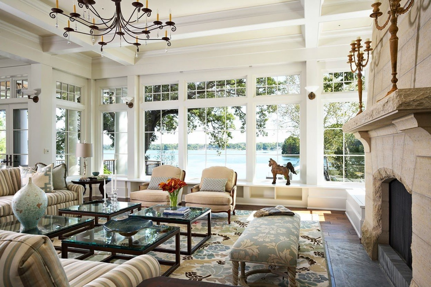 lake house living room ideas teal accent pieces decorating cornelius today