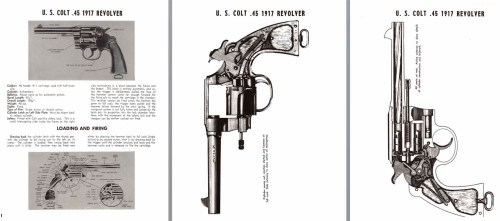 small resolution of  colt u s m1917 45 revolver stripping and cutaways