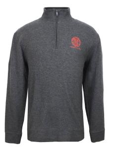 also vineyard vines quarter zip cornell seal charcoal rh cornellstore