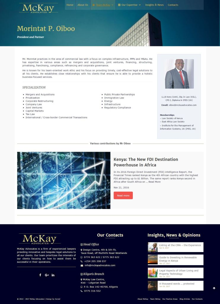 McKay-Advocates - Partners page