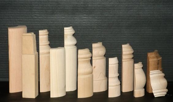 Baseboard Molding Corner Blocks