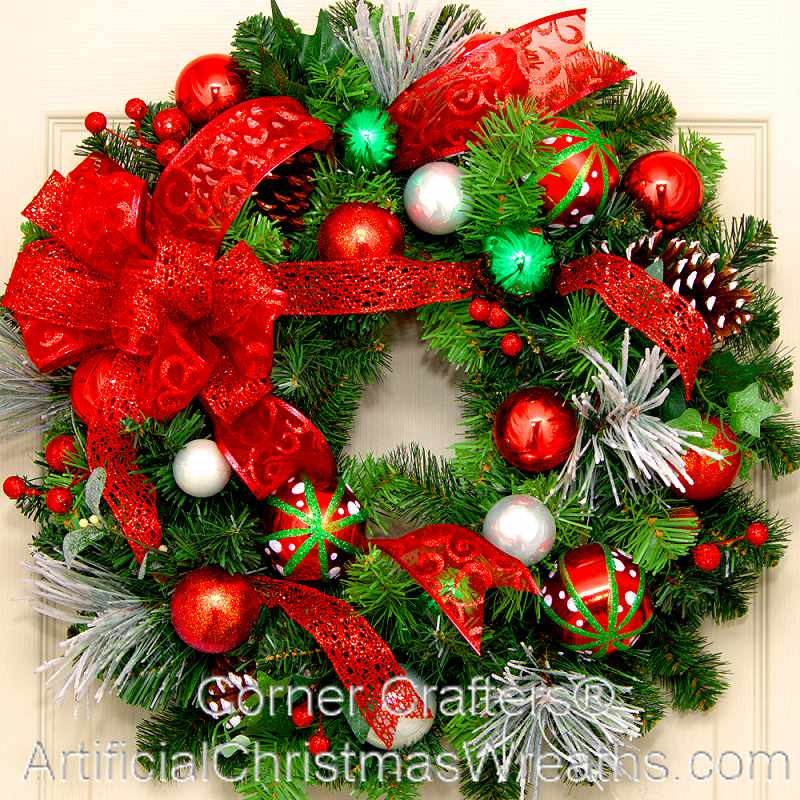 MERRY CHRISTMAS WREATH CHRISTMAS