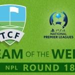 NPL Victoria Team of the Week: Round 18