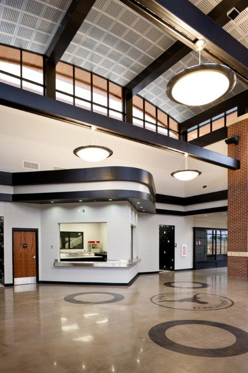 Lone Grove High School Gymnasium  CGA Architects  Joplin