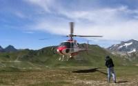 Hélicoptère Isère