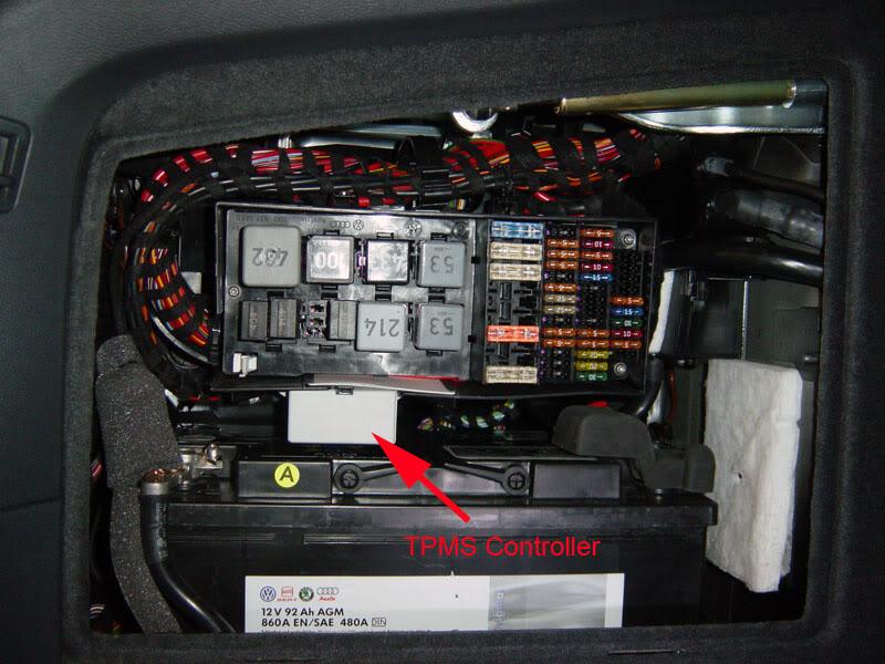 I Fuse Diagram Vwvortex Com Tire Pressure Monitoring System Tpms