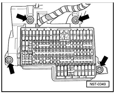 2006 jeep commander fuse box diagram crx stereo wiring vwvortex.com - manually ejecting cd navigation disk, location of panel (toc)