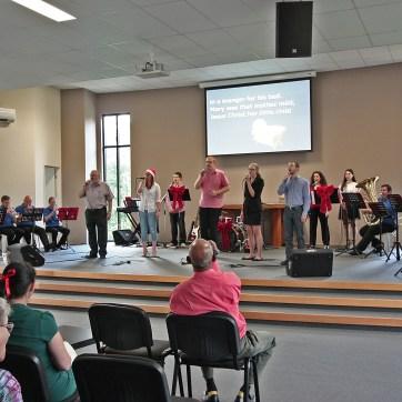 Christmas Carols with the Brisbane Brass Musical Association