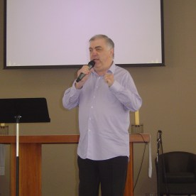 Ps Andrew Peters